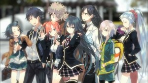 Yahari Ore no Seishun Love Come wa Machigatteiru - 01
