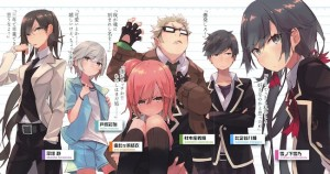 Yahari Ore no Seishun Love Come wa Machigatteiru - 02
